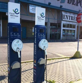 Level 2 Charging Stations And Chargers For Electric Cars Plug In Hybrid Vehicles