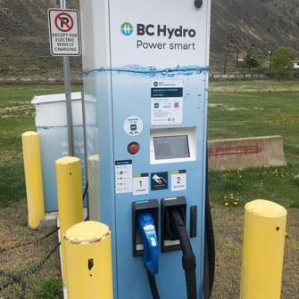 Level 3/ BRCC borne de recharge de voiture électrique