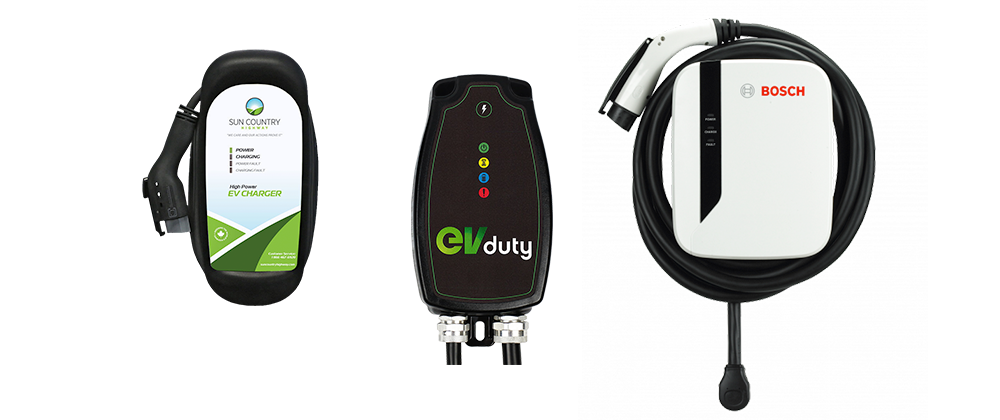 EVduty home charging station