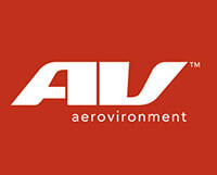 Aerovironment logo - electric vehicle charging network logo